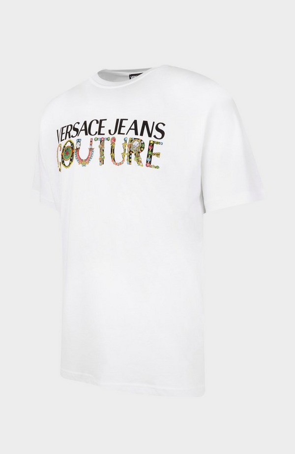 Logo Bijoux Short Sleeve T-Shirt