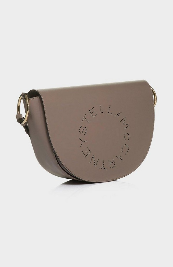 Large Eco Soft Flap Crossbody Bag