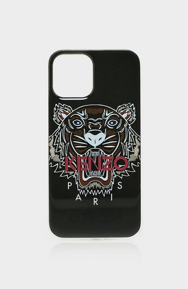 Tiger Resin Iphone 12 Pro Case