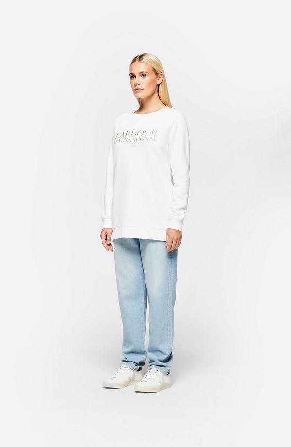 Charade Overlayer Sweatshirt