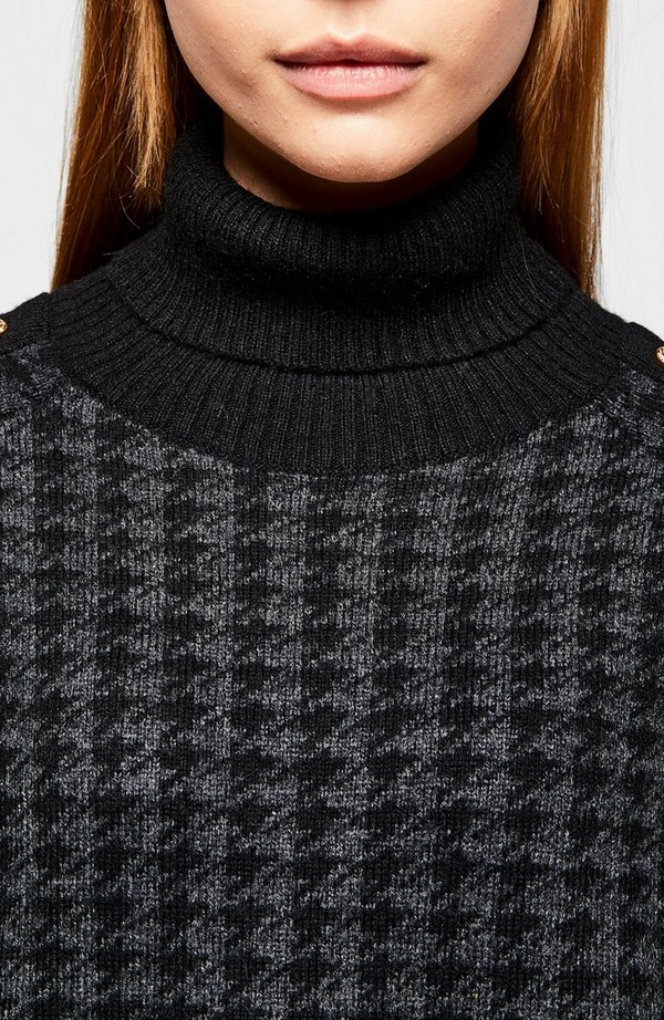 Kingsbury Cape Knit
