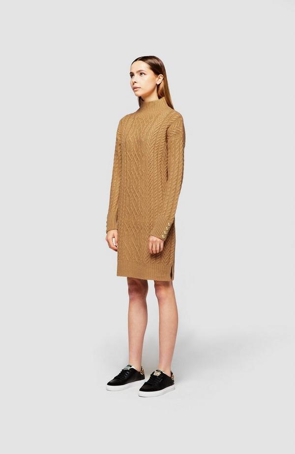 Windsor Cable Mini Dress