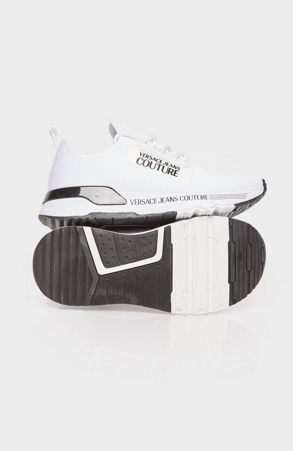Lace Up Stretch Trainer