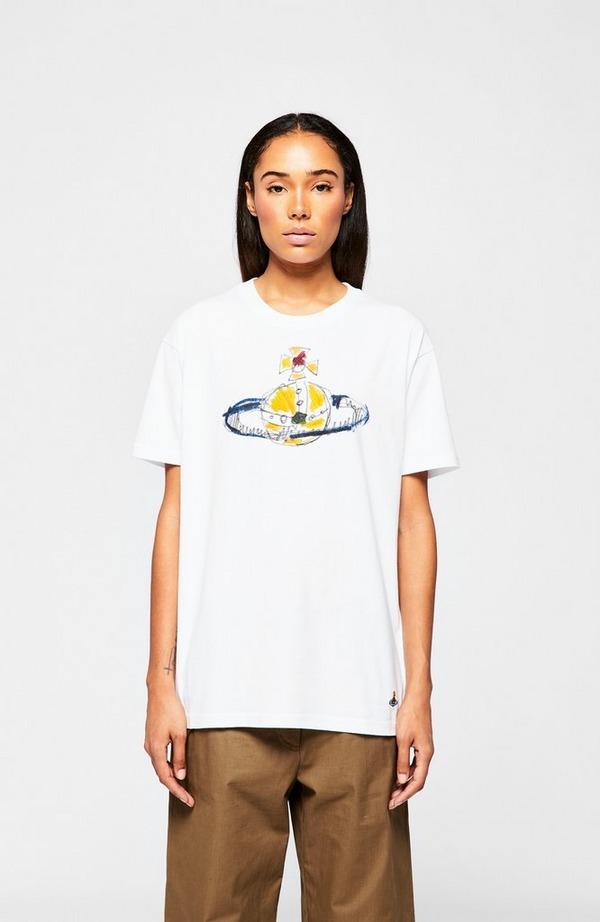 Classic Kid Orb Short Sleeve T-Shirt