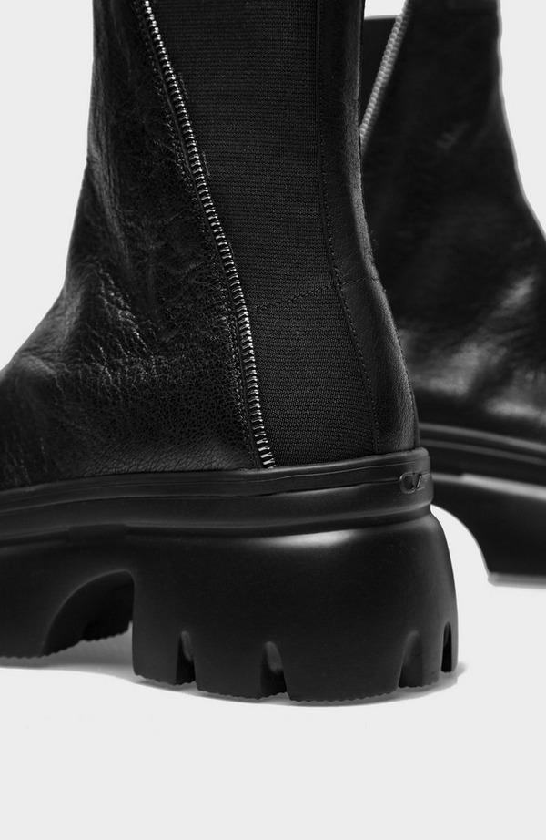 Apocalypse Zip Boot