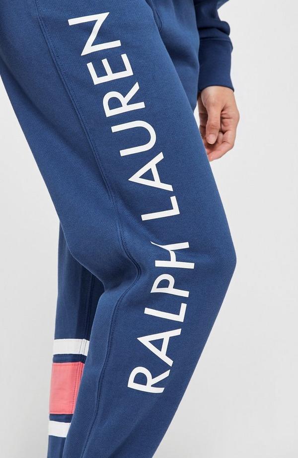 Stripe Logo Leg Sweatpant