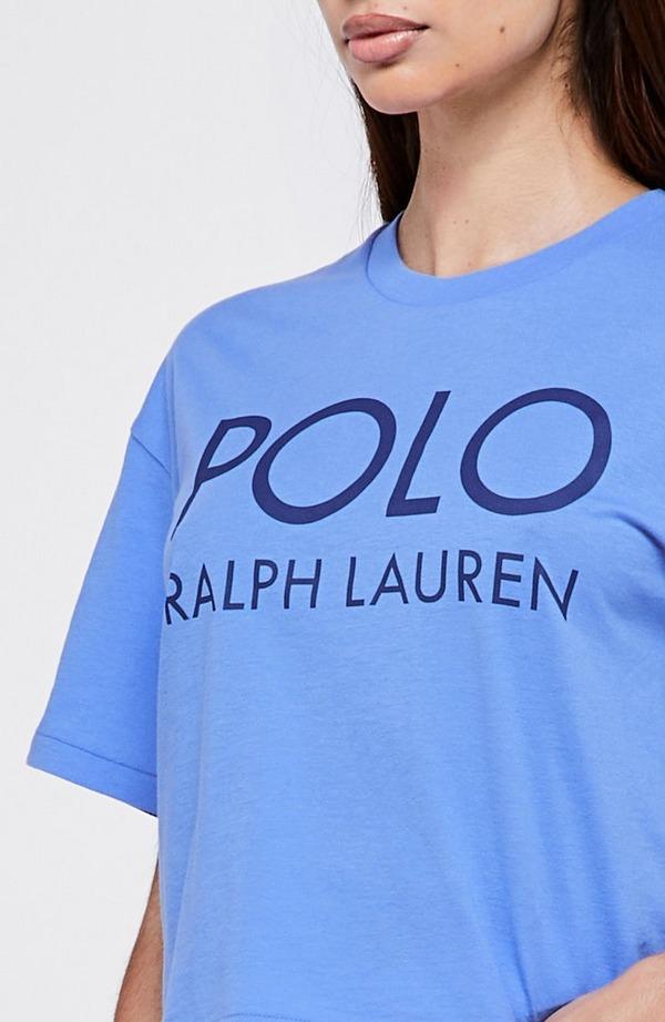 Polo Logo Boxy Short Sleeve T-Shirt
