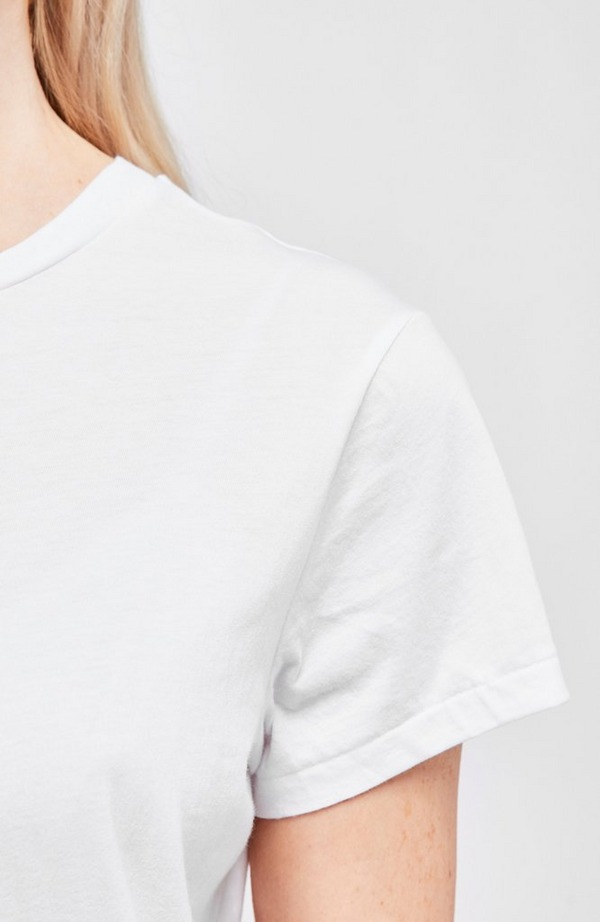 Large Badge Short Sleeve T-Shirt