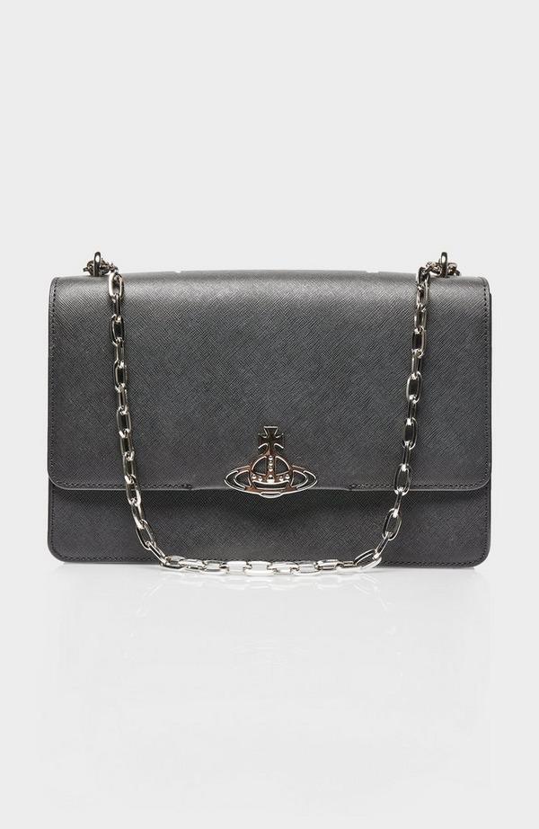Debbie Large Flap Bag