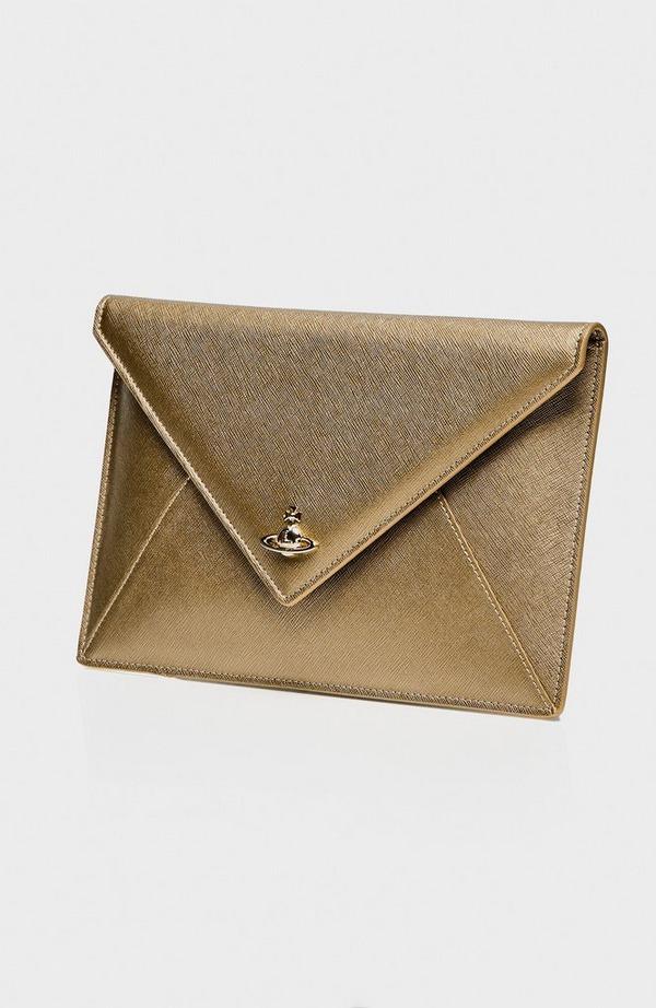 Victoria Envelope Clutch