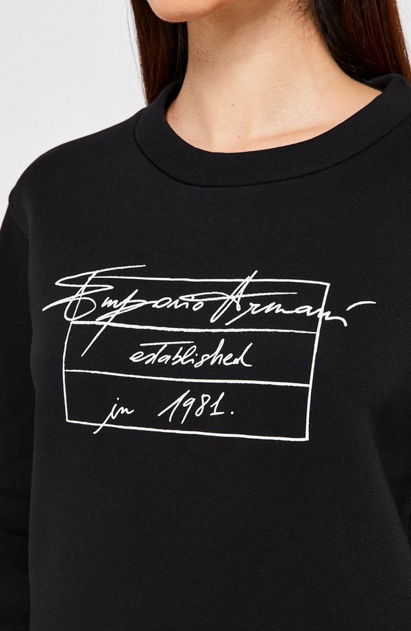 Established 1981 Crew Neck Sweatshirt
