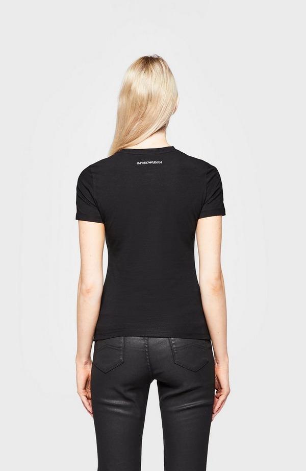 Chest Eagle Short Sleeve T-Shirt