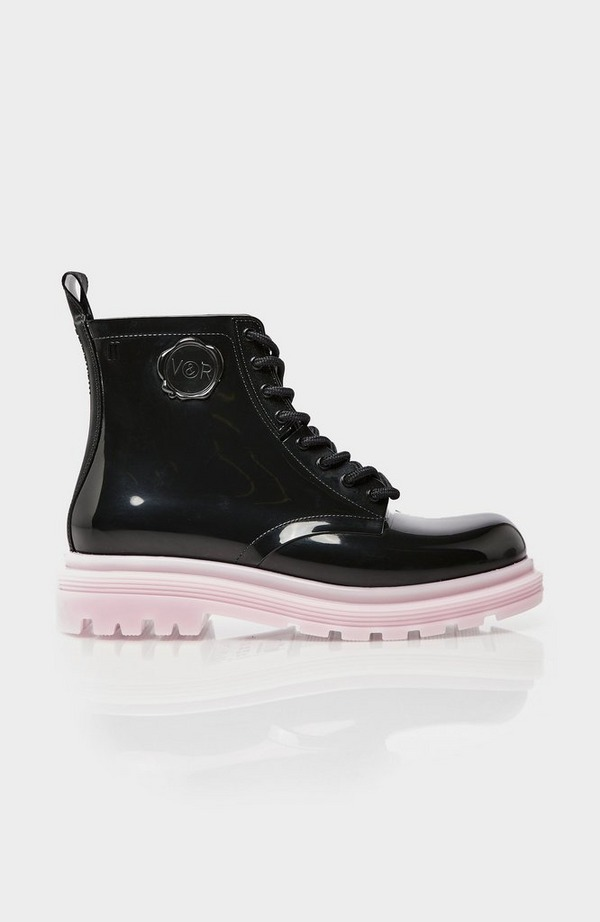 Viktor And Rolf Coturno Boots