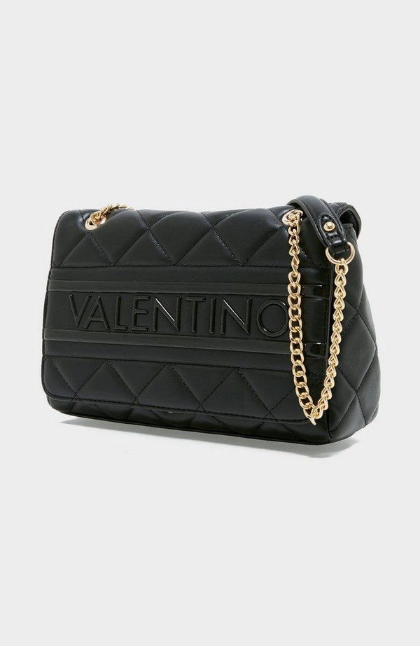 Ada Quilted Flap Chain Bag
