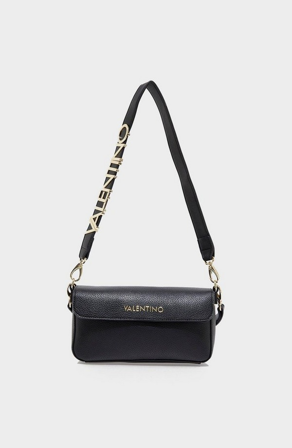 Alexia Letters Strap Small Shoulder Bag