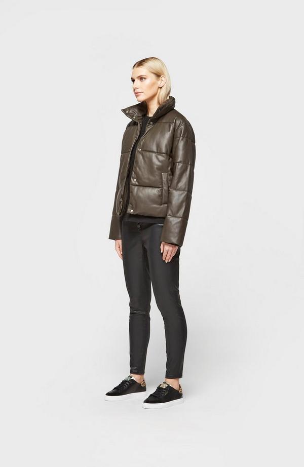 Azizi Short Puffer Jacket