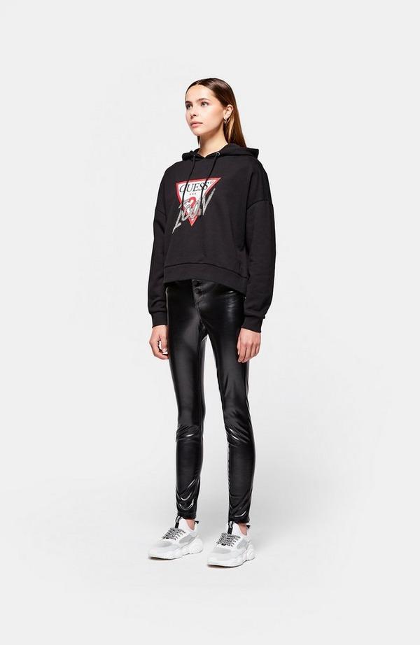 Iconic Hood Sweatshirt
