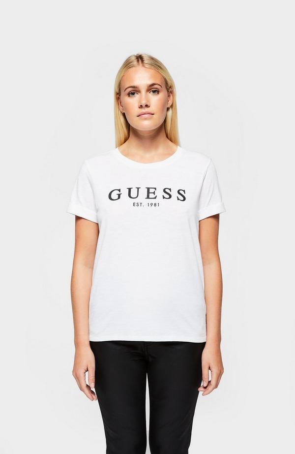 Established 1981 Short Sleeve Cuffed T-Shirt