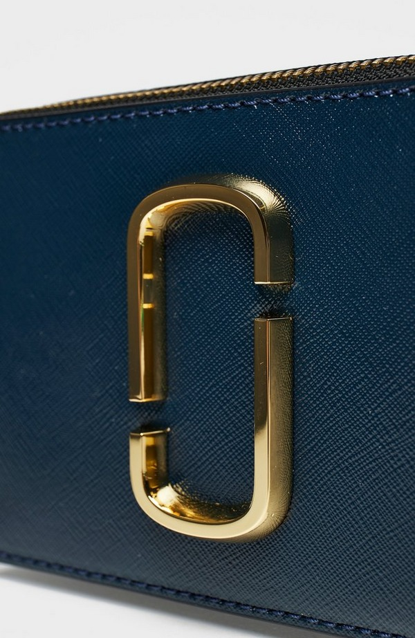 Logo Strap Snapshot Crossbody Bag