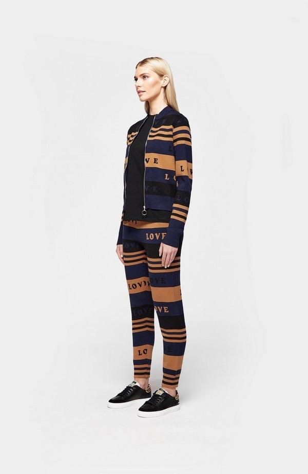 True Love Zip Knit