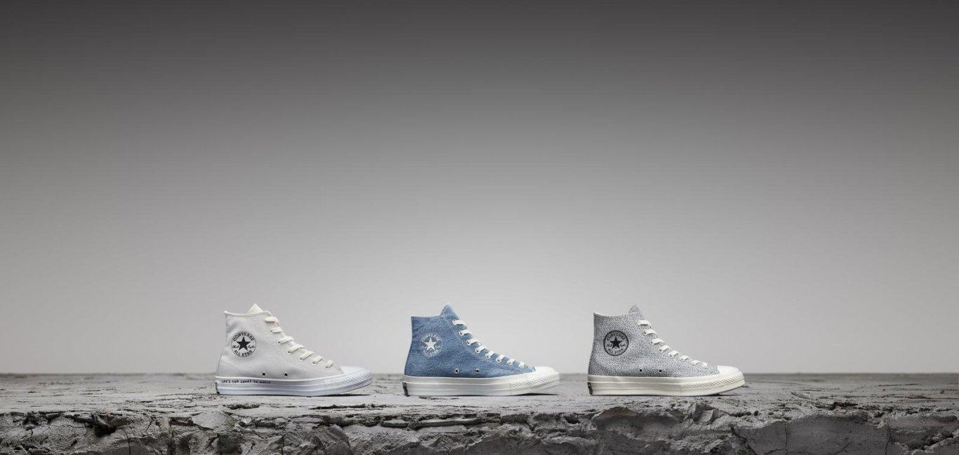Converse renew eco-friendly