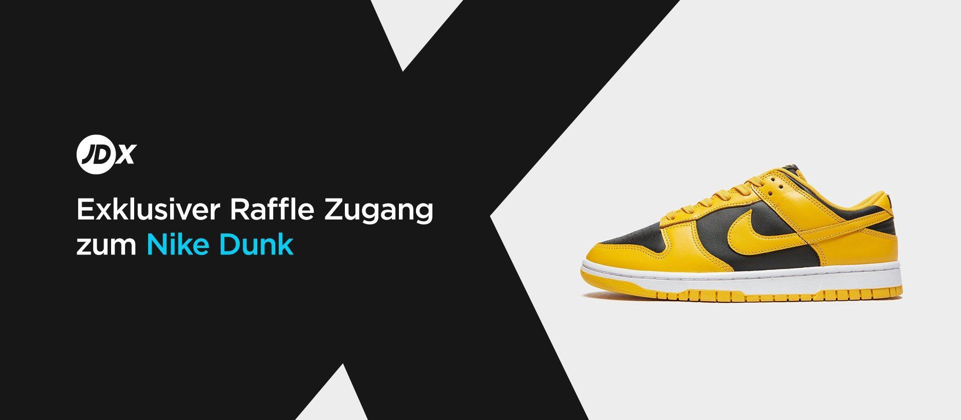 Nike Dunk Low Goldenrod