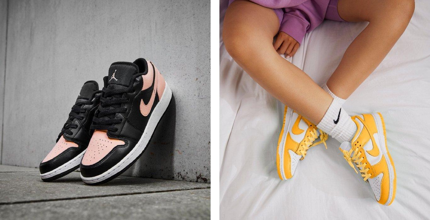 Air Jordan 1 VS Nike Dunk