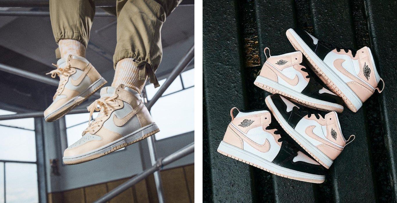 Nike Dunk VS Air Jordan 1