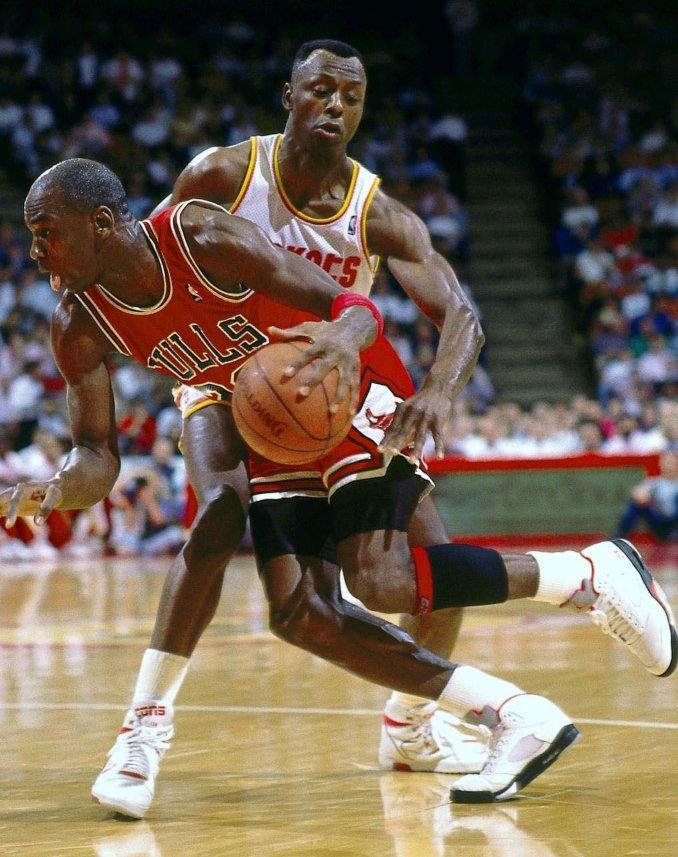 Air Jordan V White