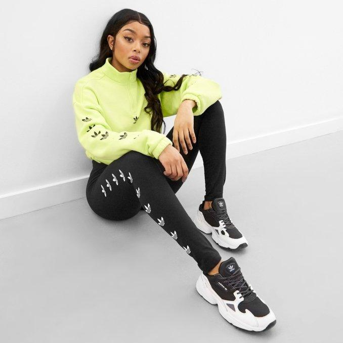 outfit mujer adidas Originals fitness