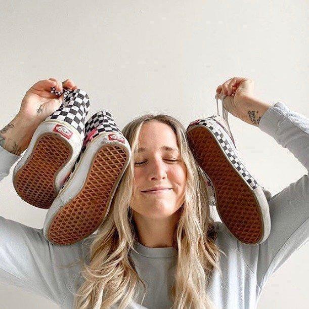 Sneakers para patinadores marca Vans