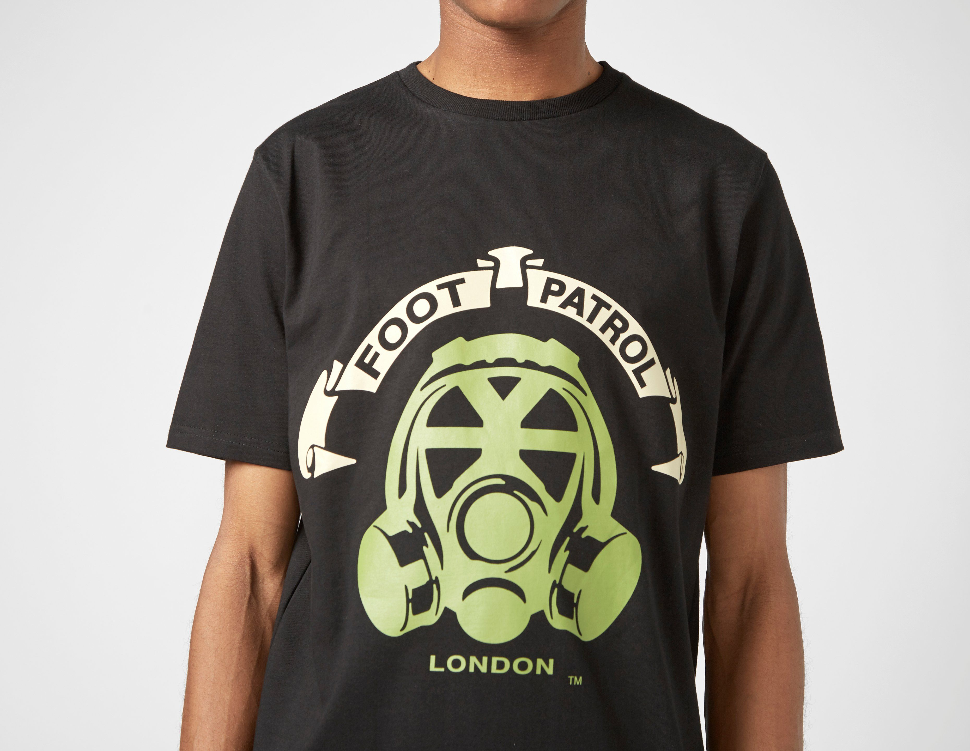 Footpatrol OG Gasmask T-Shirt