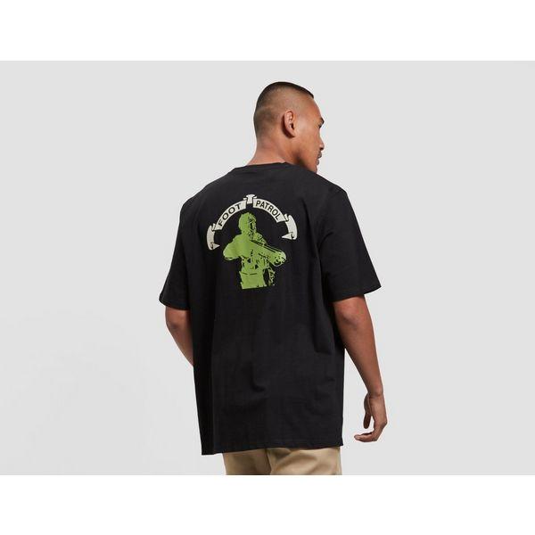 Footpatrol Point Gasmask T-Shirt