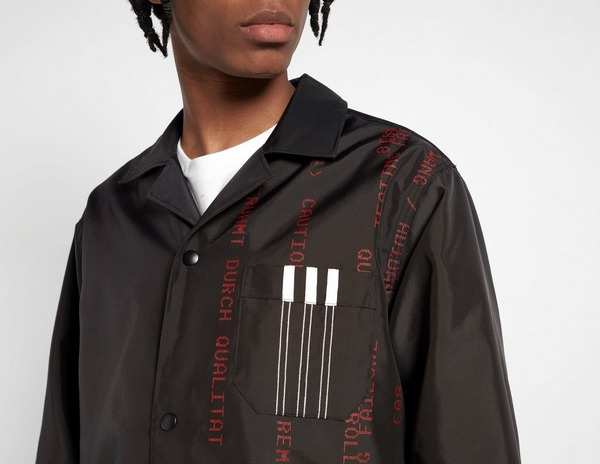 adidas Originals by Alexander Wang Coach Jacket | Footpatrol