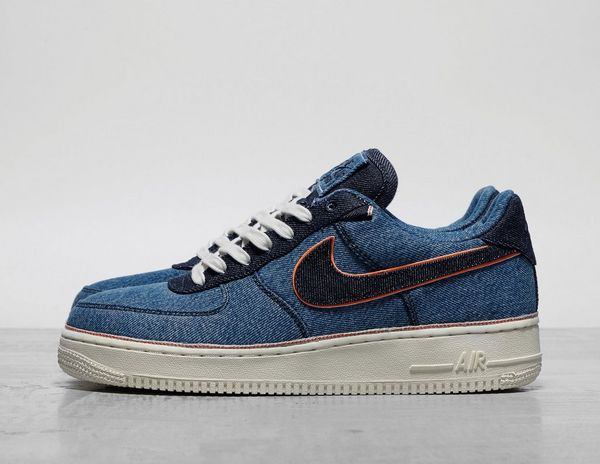 Nike x 3×1 Air Force 1 '07 Denim