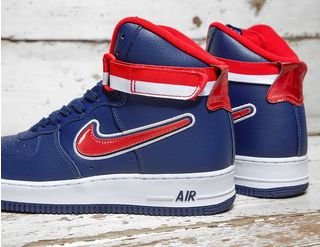 best sneakers 763d1 4ea64 Nike Air Force 1 High 'NBA' | Footpatrol