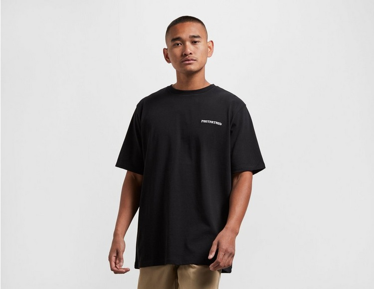 Footpatrol Bar Logo T-Shirt
