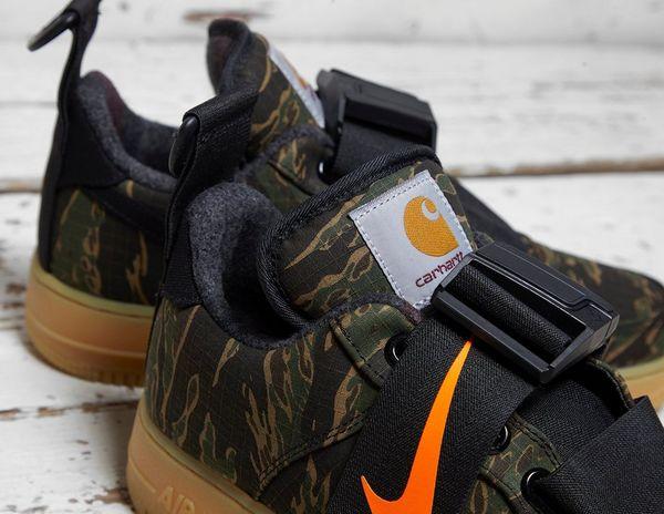 Nike x Carhartt WIP Air Force 1 Utility Low