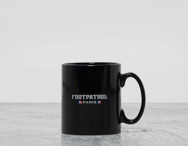 Footpatrol London to Paris Mug
