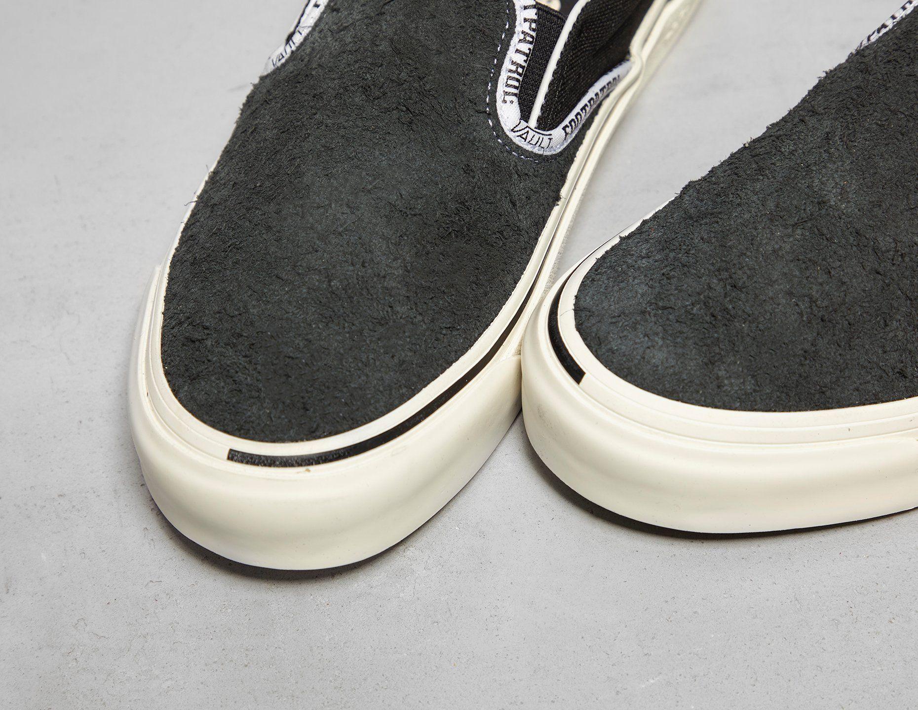 Vault by Vans x Footpatrol Slip-On LX Women's