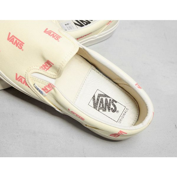 Vault by Vans Slip-On LX All Over Print