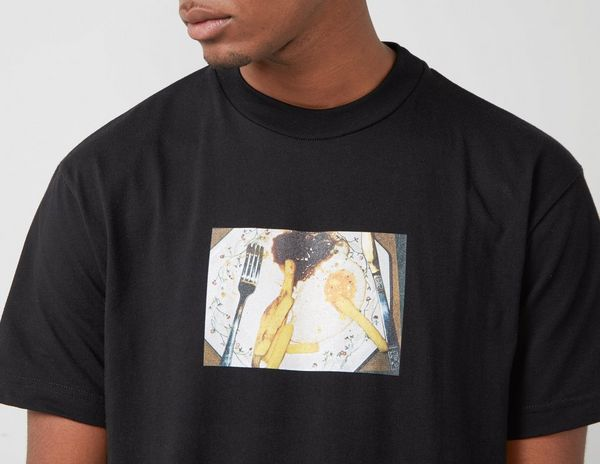 Footpatrol x Highs and Lows x Reebok 'Egg and Chips' T-Shirt