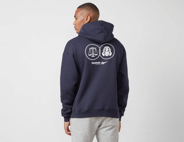 Footpatrol x Highs and Lows x Reebok 'Common Youth' Hoody