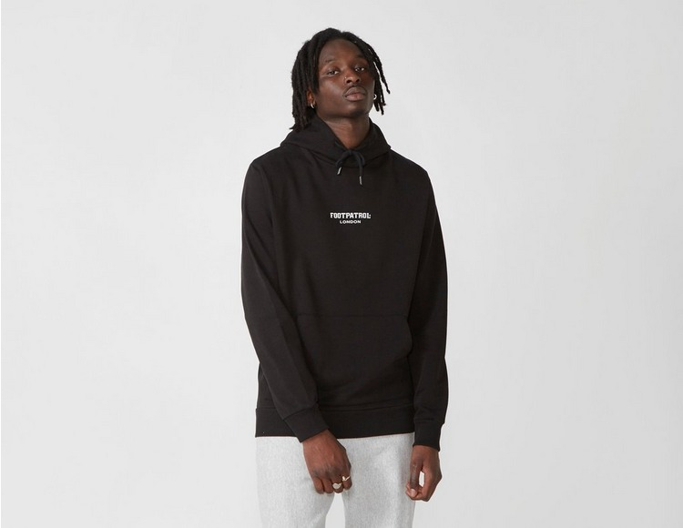 Footpatrol Hoodie London Bar Logo