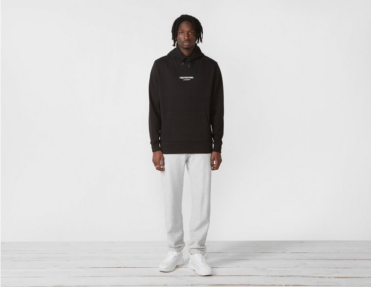 Footpatrol London Bar Logo Hoody