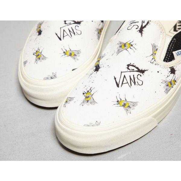 Vault by Vans x Ralph Steadman Slip-On LX Bee