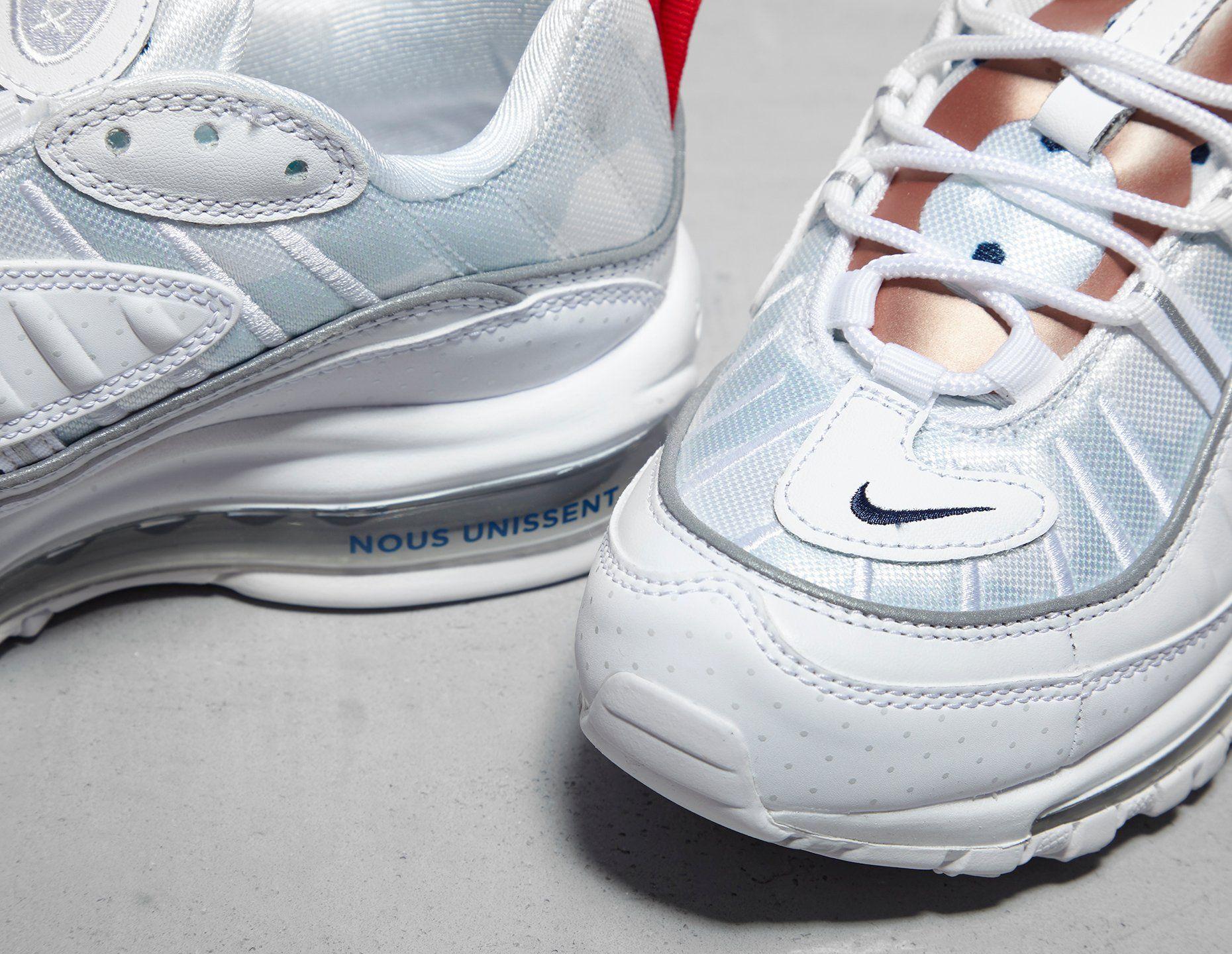 Nike Air Max 98 Premium 'Unité Totale' Women's