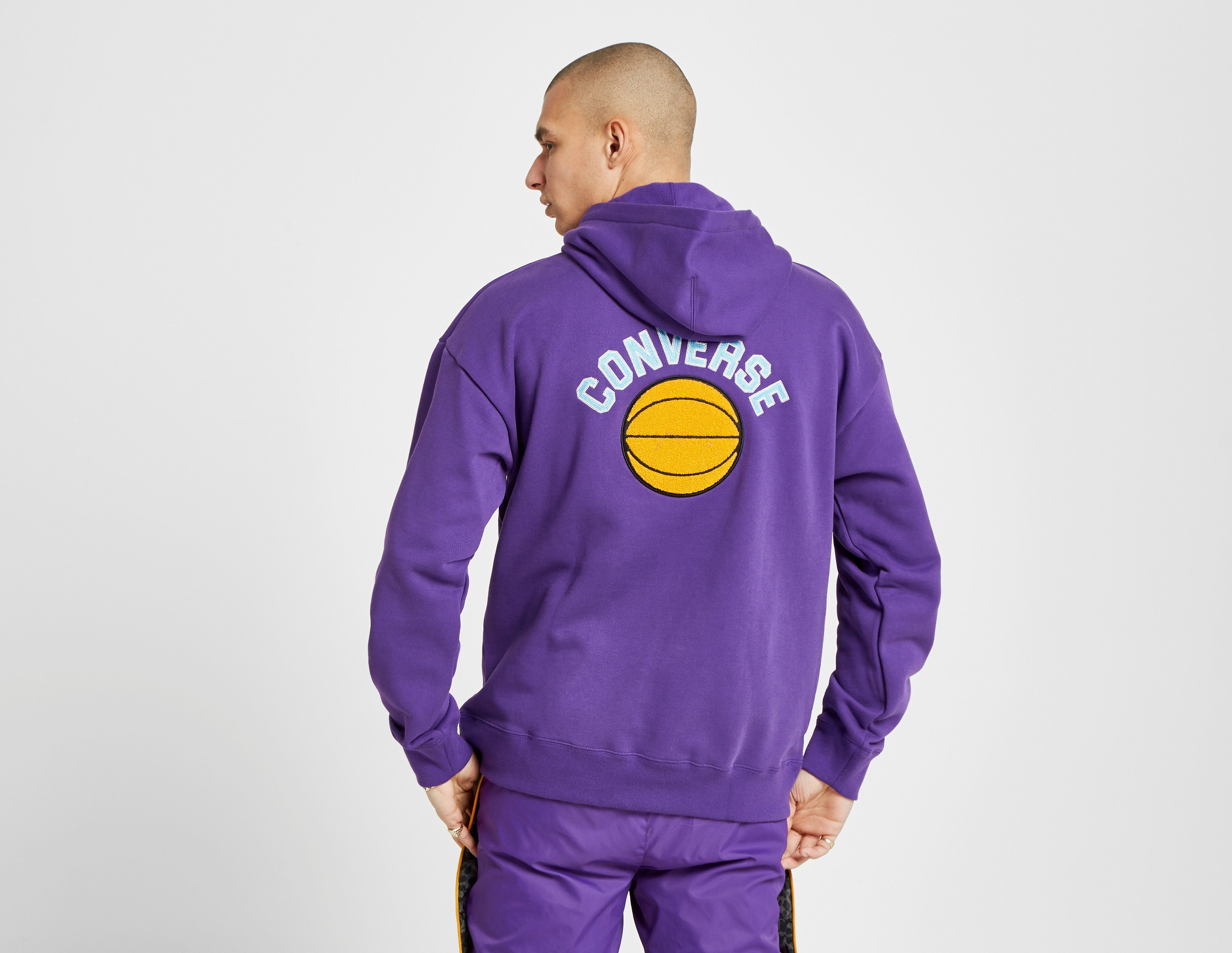 Converse x Just Don Hoody