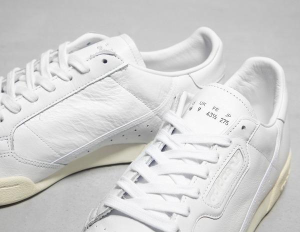 adidas continental bianco spotvo