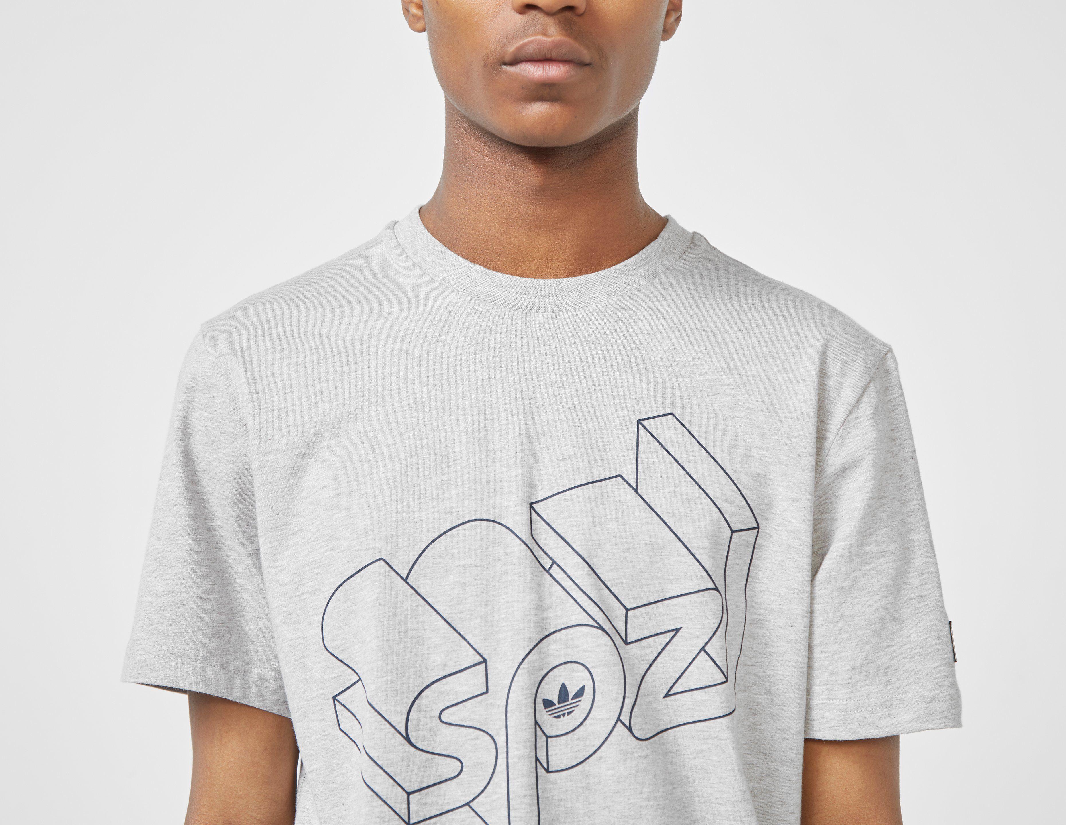 adidas SPEZIAL Wireframe T-Shirt